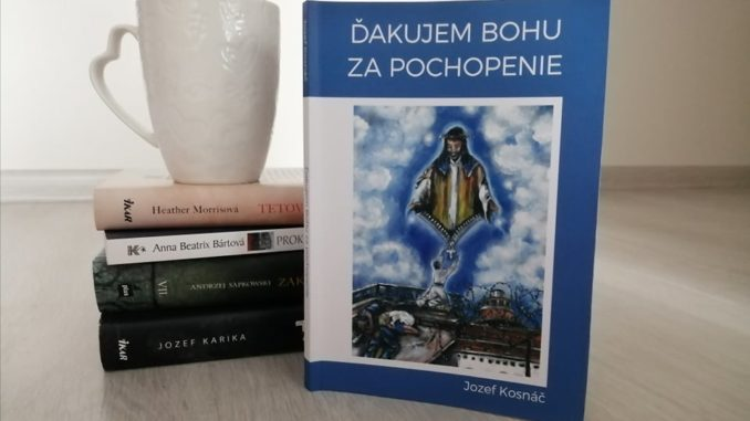Recenzia: Ďakujem Bohu za pochopenie– Bonio.sk