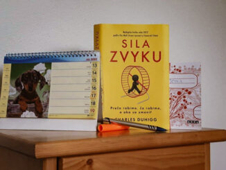 Recenzia: Sila zvyku - Bonio.sk