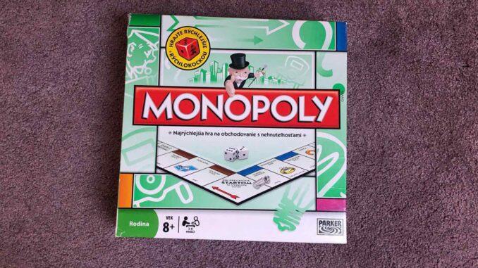 Monopoly recenzia