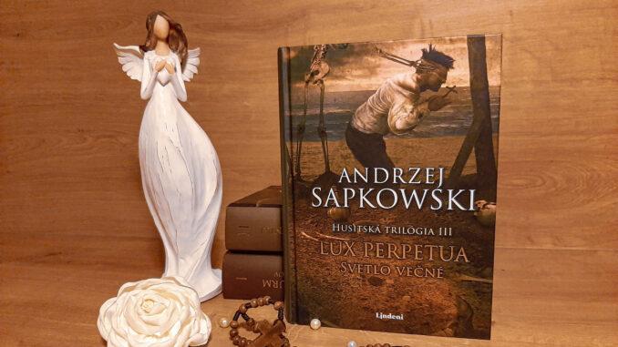Lux perpetua – Svetlo večné - recenzia - Bonio.sk