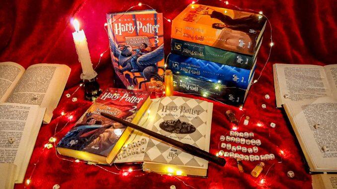 Harry Potter knižky od najhoršej po najlepšiu