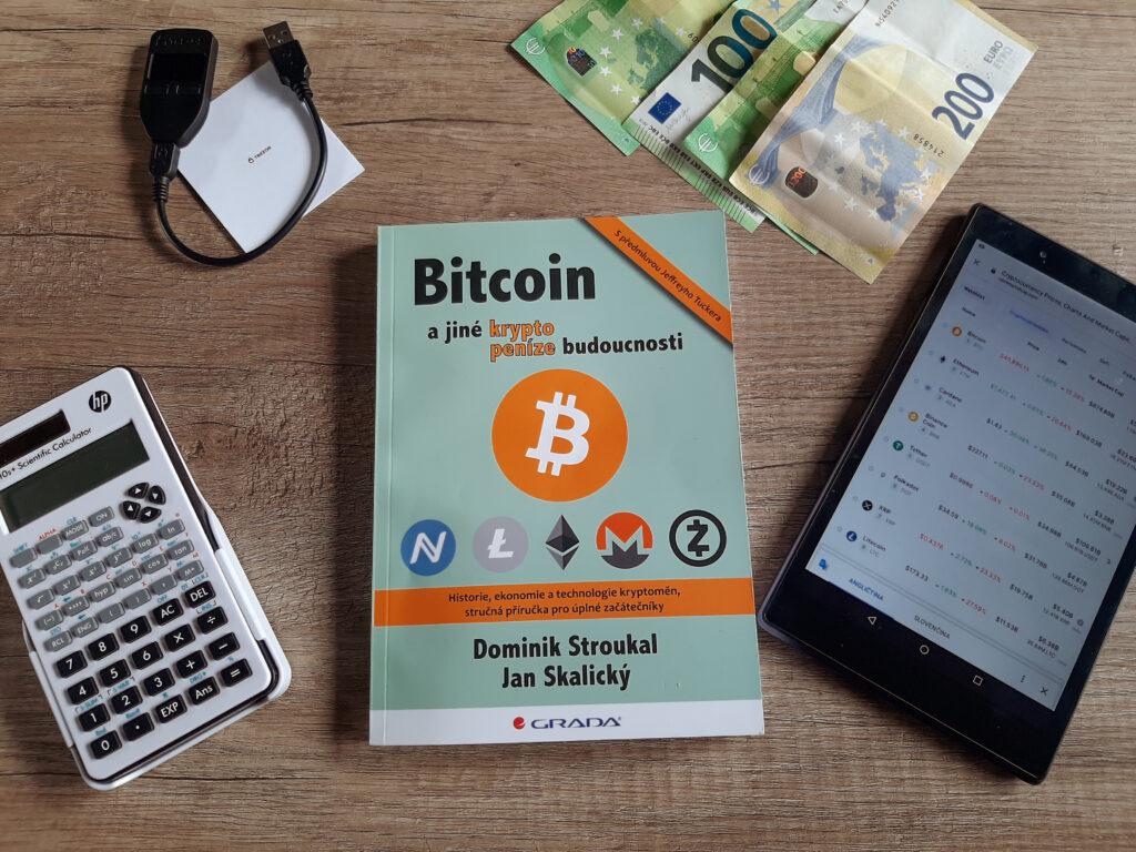 Bitcoin a jiné kryptopeníze budoucnosti - recenzia