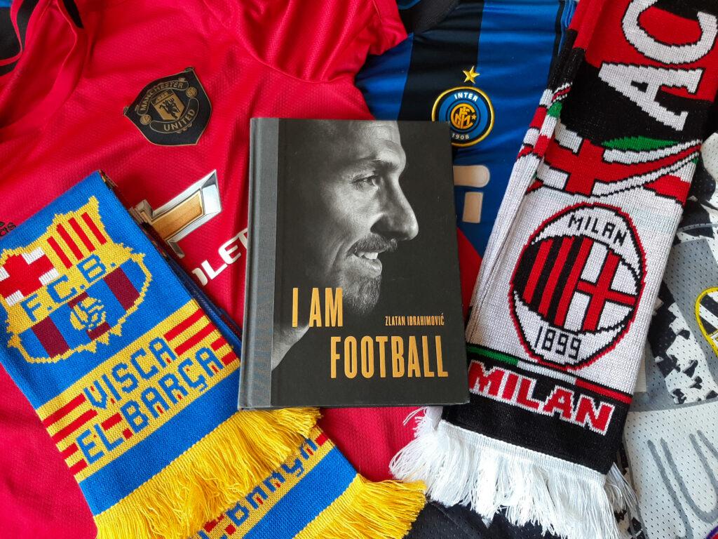 Ja som futbal - Zlatan Ibrahimovič - recenzia