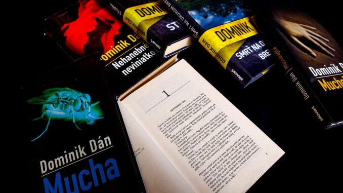 7 najlepších kníh Dominika Dána